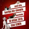 KIF – CAC İzmir – 18 OCAK 2015