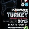 2015 İstanbul Club Show Results